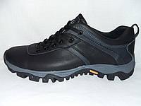 Кожаные мужские кроссовки ECCO