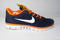 Мужские беговые кроссовки NIKE Free Run  3.0, Р. 41