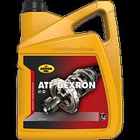 Трансмиссионное масло KROON OIL ATF Dexron II-D  для коробки автомат 5л.KL01324