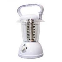 Фонарь-лампа туристическая аккумуляторная YJ-5832