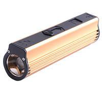 Фонарь ручной Police 818-XPE, USB power bank, зажигалка