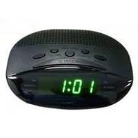 Часы сетевые 908, радио FM
