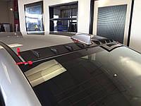 Накладка на крышу заднее стекло Subaru Impreza WRX и WRX STI 2014-17 новая оригинал