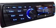 "Автомагнитола ""Celsior"" MP3/USB/SD/съемная панель CSW-109 (голубая подсв.)"