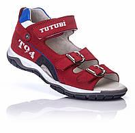 Сандалии ортопедические для мальчиков Tutubi Турция 33