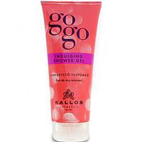 """Увлажняющий гель для душа """"Kallos GOGO Indulging Shower Gel"""" 200 мл"""