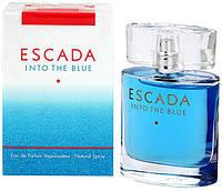 Женская парфюмированная вода  Escada Into the Blue