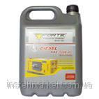 Масло FORTE DIESEL SAE10W-40 API CH-4/SL (5л). Предназначенное для дизельных двигателей.