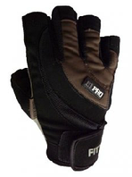 Перчатки для зала Power System для комфортного и сильного хвата