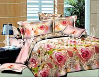 """Красивое постельное белье в цветочек   """"Ранфорc"""""""