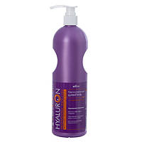 Professional HYALURON Hair Care Ревитализирующий ШАМПУНЬ с гиалуроновой кислотой 1000 мл.