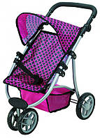 Прогулочная коляска для куклы Todsy Catrin 9671