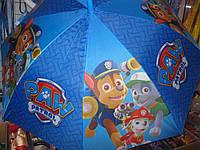 Детский зонт трость Paw Patrol