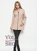 Женское кашемировое пальто № 2 (длинное)