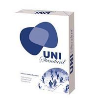Офисная бумага  А4 UNI Standard плотность 80г/м2 класс С 500 л белая (150801)
