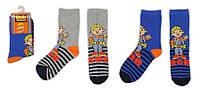 Красивые носки для детей Боб Строитель 31-34 р