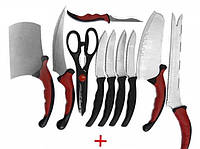 Удивительный, практичный и превосходный Набор кухонных ножей Contour Pro Knives (Контр Про)