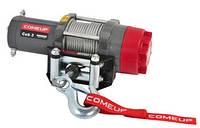 Лебедка ComeUpWinch электрическая для квадроциклов и снегоходов Cub3 12V