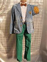 Нарядный костюм для мальчика от 2 до 9 лет