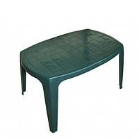 Пластиковый стол «Mito» (зеленый)