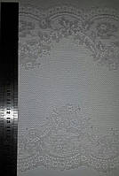 Кружево гипюр широкое цветное 18 см N311