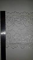 Кружево гипюр широкое белое 14,5 см N324