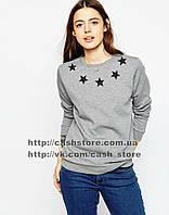 Женский свитшот / Толстовка Swag Star