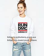 Женский свитшот / Толстовка Adidas Originals Run Dmc