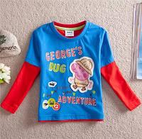 Детская футболка для мальчика Джордж