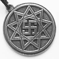 """""""Обережник"""" символ рода расы великой. Славянский оберег."""