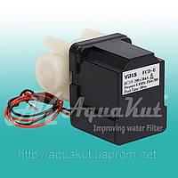 Электромагнитный клапан автоматической промывки мембраны с ограничителем потока  FCD-E.