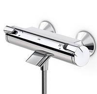 Oras Optima термостатический смеситель для ванны и душа с удобными рукоятками