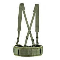 Пояс разгрузочный TASMANIAN TIGER TT Warrior Belt MK II  olive