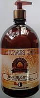 Шампунь Argan oil for dry&damaged hair 1000 мл.