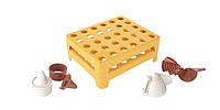 Формочки для печенья осиное гнездо DELICIA , набор для изготовления и хранения