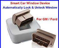 Smart Car Window Device - obd2 доводчик автомобильных окон