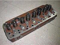 РЕМОНТ!! Головка блока цилиндров Д-240.243 МТЗ-80 в сборе 240-1003012 А1