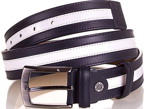 Мужской модный кожаный ремень Y.S.K. (УАЙ ЭС КЕЙ) SHI4001-6-11