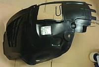 Подкрылок (облицовка колёсной коробки, локер) передний правый передняя половинка (без лючка) GM 1106018 13129628 OPEL Zafira-B General Motors 13129628