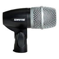 SHURE инструментальный микрофон SHURE PG56XLR