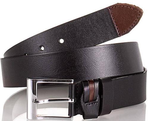 Стильный мужской кожаный ремень Y.S.K. (УАЙ ЭС КЕЙ) SHI4-733-10
