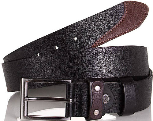 Стильный мужской кожаный ремень Y.S.K. (УАЙ ЭС КЕЙ) SHI4-717-10