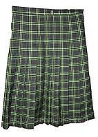 Юбка для девочки, подростковая 12-18 лет, р.40 Турция. Одежда для школы http://scarbnichka.com.ua