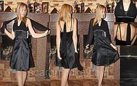 """Платье """"Дива"""" """"Cinderella"""" черное, размер S, XS  Розница:311.00 Опт:234,00  платья на выпускной"""