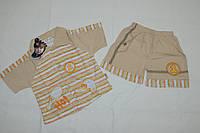 Детская футболка комплект для детей 1-2-3 года