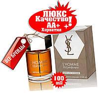 Yves Saint Laurent L'Homme Parfum Intense Хорватия Люкс качество АА++  Ив Сен Лоран Эль Хом Парфюм Интенс