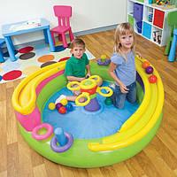 Роллер Intex 48658 детский надувной игровой центр