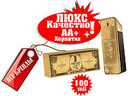 Paco Rabanne 1 Million 1$ Хорватия Люкс качество АА++ Пако Рабан Ван Мильян Доллар