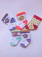 Носки для новорожденных Турция