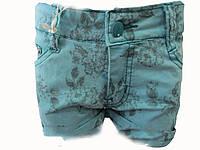 Джинсовые шорты на девочку, фото 1